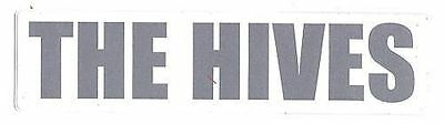 The Hives Veni Vidi Vicious Rare Promotional Band Sticker FREE SHIPPING!!!