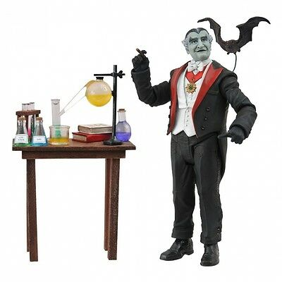 Diamond Select Toys Munsters Select: Grandpa Munster Action Figure. Best Price