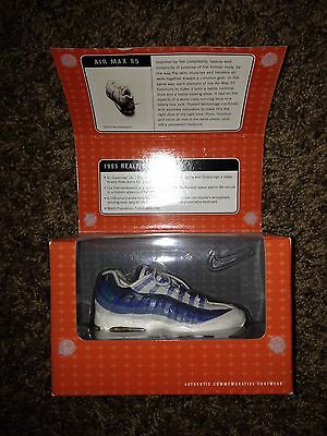 Nike Classics Bowen Design Authentic Commemorative Footwear NIB Air Max 95