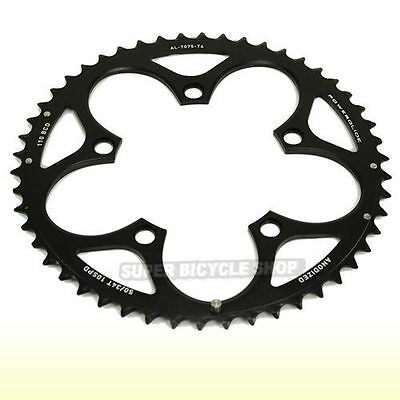 SRAM POWERGLIDE Chainring Platos 50T, BCD 110mm, 95g, Negro