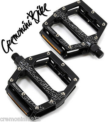 GIANT pedali flat bici mountain bike mtb DH enduro bike pedals black pedal-core