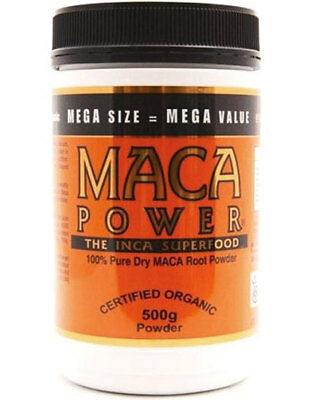 Maca Powder 500gm by Power Super Foods