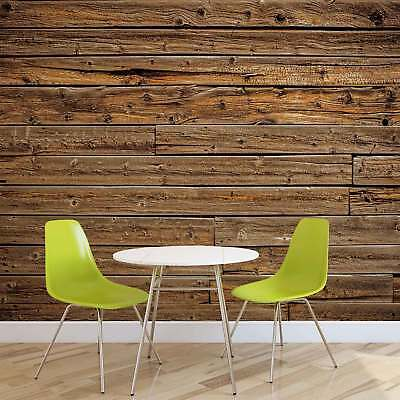 WALL MURAL PHOTO WALLPAPER XXL Wood Planks (1973WS)
