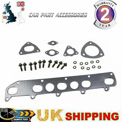 Land Rover Discovery 2 Defender TD5 Exhaust Manifold Gasket Stud + Nuts Kit Set