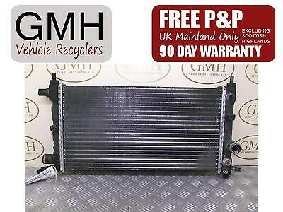 Vauxhall Corsa B 1.4 Petrol Water Coolant Radiator Without A/c 1993-2000♪§