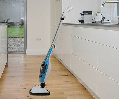 11 In 1 Steam MOP Multi Functional Perfect for Window Garment Floor 1500W