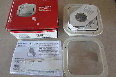 Honeywell Dual Tec DT-6360STC Commercial Ceiling Motion Detector Free Ship