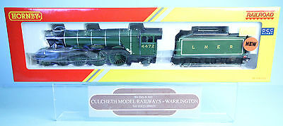 HORNBY 'OO' GAUGE R3086 FLYING SCOTSMAN LNER CLASS A1  NEW    -cab 5,6 s3-