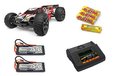 HPI Racing Trophy Truggy Flux RTR 107018 Combo