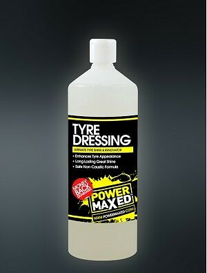 Power Maxed Tyre Dressing 1L LITER