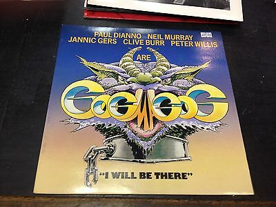 """Gogmagog - I Will Be There 12"""" With Insert"""