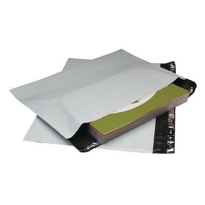 Go Secure Extra-Strong Polythene Envelope 600x700mm White Pack of 50