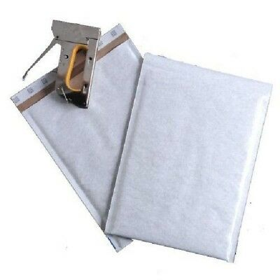 Mail Lite Plus Bubble Lined Postal Bag Oyster 300x440mm Pk 50 MLPJ/6