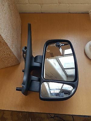 Genuine Renault Master Opel Exterior Electric Mirror Right 8200163452