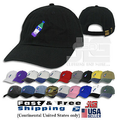 Lean Purple Codeine Emoji Memes Embroidered Dad Hat Unisex Men Women New c56db7c4f332