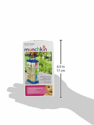 Munchkin Snack Tower Brand New In Box