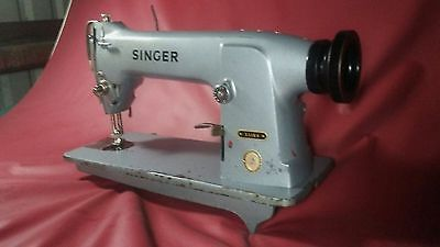 Singer 331K4 Industrial Sewing Machine with Reverse