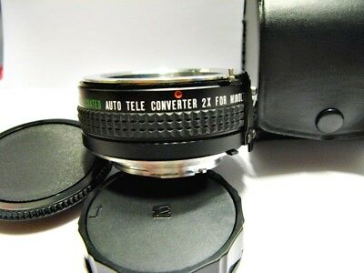 Objektiv: CPC Multi - Coated Auto Tele Converter 2x for Minola -MD- Japan (12)