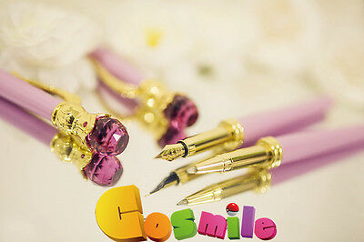 Sailor Moon 20th Anniversary Fountain Pen Handmade Limit Anime Gift