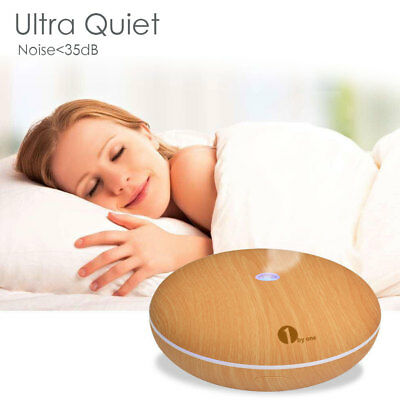 2.8L Ultrasonic Air Humidifier Room LED  Aroma Diffuser Steam Purifier Cool Mist