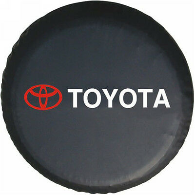 "Spare Wheel Tire Tyre Cover Case Soft Pouch Bag Protector 28 29"" For Toyota RAV4"