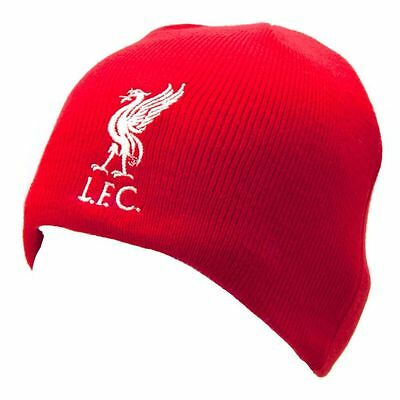 Liverpool FC Knit Hat/Beanie/Toque - Official Merchandise