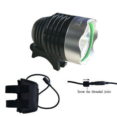 Cycling Bicycle Head Light Lamp Headlamp COMUNITE 1200LM CREE XM-L T6 LED Torch