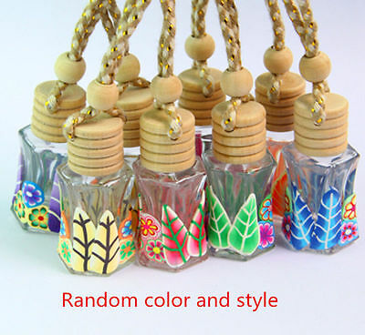 Diffuser Gift Printed Freshener Air Hanging Fragrance Perfume Bottle 2016 Car