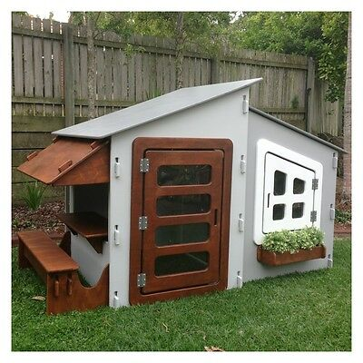 NEW Cubby House with kitchen - Quality Aussie Made - Strong & Sturdy