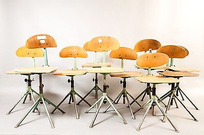 Industrial Chairs sold individually