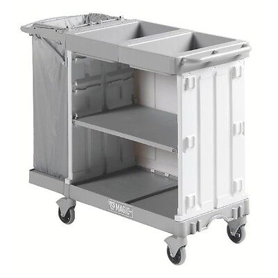 Compact Maid Service Trolley Magic Hotel 381649