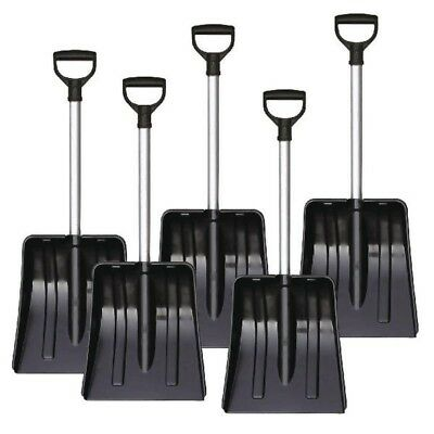 Yeti Car Aluminium Shovel - Black - Single 383696