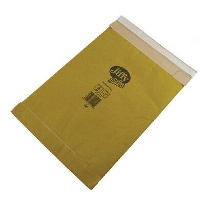 Jiffy Padded Bag 165x280mm Pack of 100 Size 1 PB1