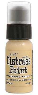 Tim Holtz Distress Paint - Scattered Straw