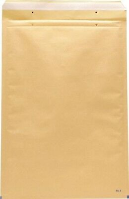 Go Secure Bubble Lined Envelopes 300 x 445mm Brown ML10058
