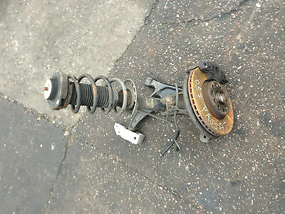 Vw Passat B6 2.0 Tdi Osf, Front Right, Driver Side, Complete Suspension Leg