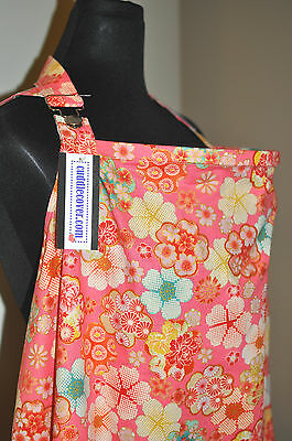 Japanese collection*-Breastfeeding/Bottle feeding cover/ cape/ apron baby shower