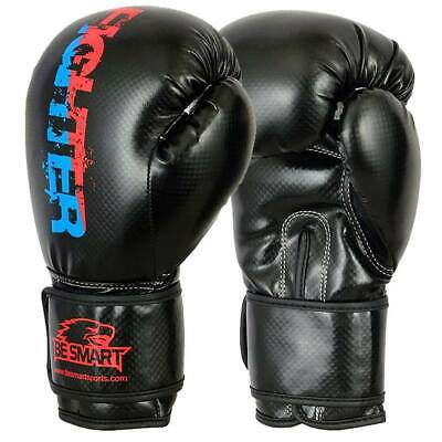 Snake MAYA Leather Boxing Gloves Fight Punch Bag MMA Muay thai Gloves Pad Gloves