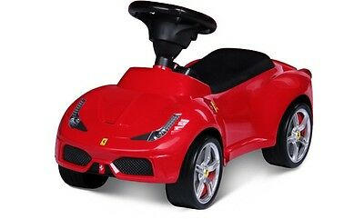 bobby car rutschauto ferrari 458 rutscher kinderauto. Black Bedroom Furniture Sets. Home Design Ideas