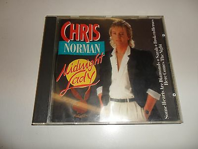 CD  Chris Norman - Midnight Lady