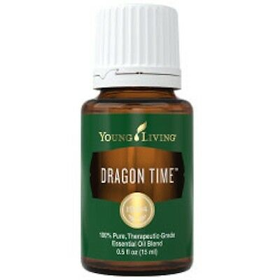 YOUNG LIVING DRAGON TIME 15 ml   NEW!!  UNOPENED!!   SPECIAL PRICING
