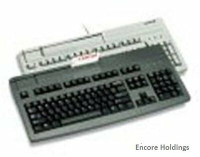 Cherry G81-8000LPDUS-2 G81-8000 PS/2 Keyboard with Magnetic Stripe Reader -