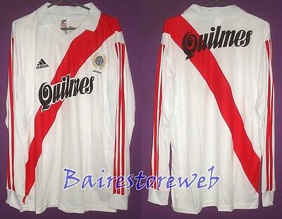 Great RIVER PLATE Most Wanted shirt SPECIAL EDITION 1901- 2001 CENTENARY Adidas