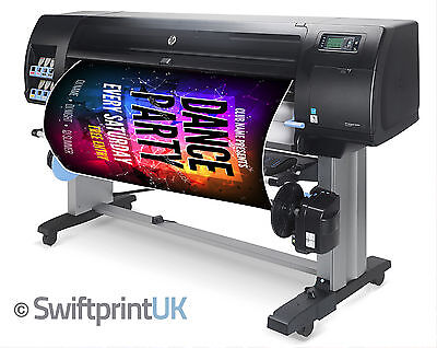 50x A3 Full Colour 120gsm Silk Poster Print / Printing