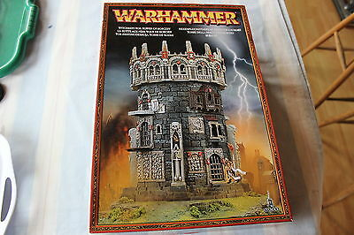 Games Workshop Warhammer Witchfate Tor Tower of Sorcery NIB Scenery Sigmar OOP