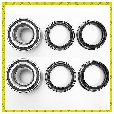 Front Wheel Hub Bearing Kits For 1993-2001 Nissan Altima Pair Fast Shipping New