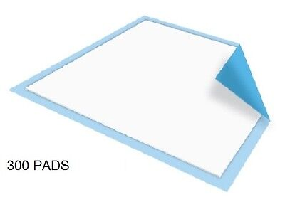 StayDry Disposable Underpads 23X36, 300 Case, Chucks Pads, Chux Pad Underpad Dog