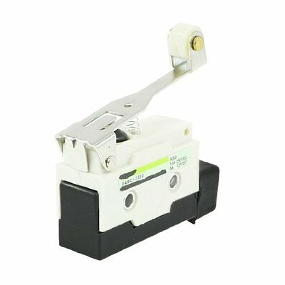 D4MC-2000 Roller Lever Actuator Micro Limit Switch DC 250V 10A 125V 5A