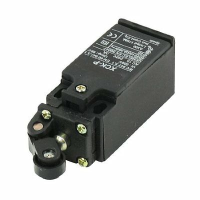 240VAC 3A Momentary Rotatable Roller Plunger Actuator Limit Switch XCK-P