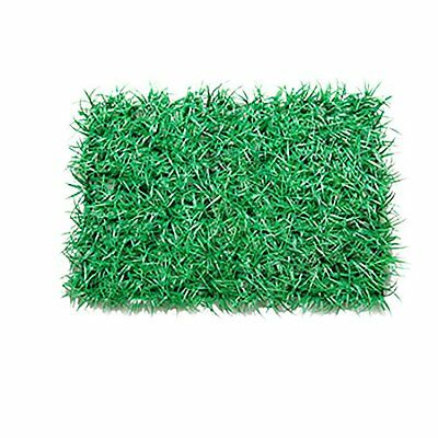Sourcingmap Aquarium Big Grass Lawn Decor, 23.6 x 15.8-inch, Green